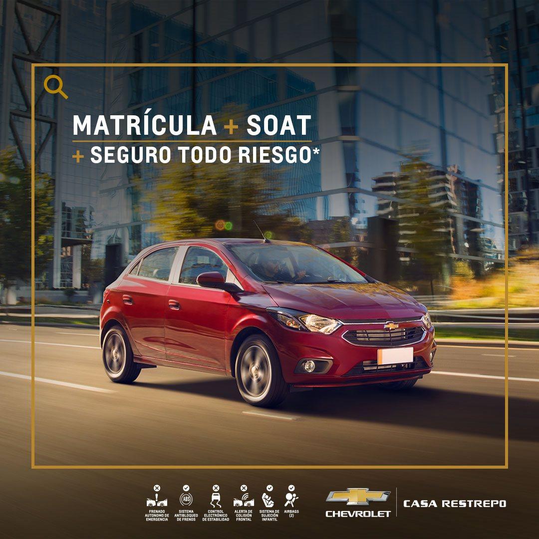 Nuevo vehículo - hacthback temporada