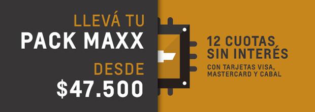 Accesorios Chevrolet Pack Maxx para Onix Joy y Prisma Joy en San Justo, La Matanza