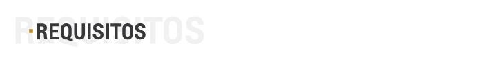Requisitos para vender tu unidad en Araucar
