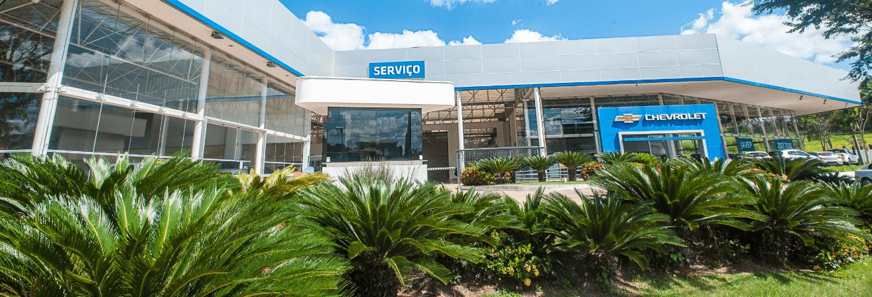 Venda e ofertas de carros novos e seminovos na concessionária Chevrolet Javep em São Carlos. Peças genuínas GM, acessórios automotivos originais e serviços de manutenção e revisão de veículos.