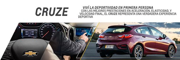 Test Drive Chevrolet Cruze 5 en Automóviles San Jorge