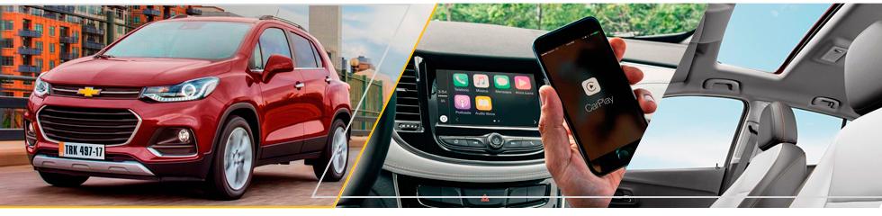 Chevrolet Test Drive Tracker - Automóviles San Jorge
