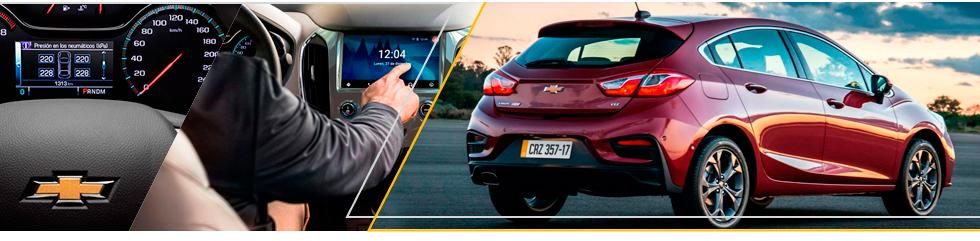 Chevrolet Test Drive Cruze - Automóviles San Jorge