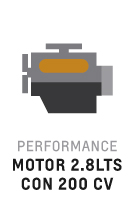 Motor de Trailblazer