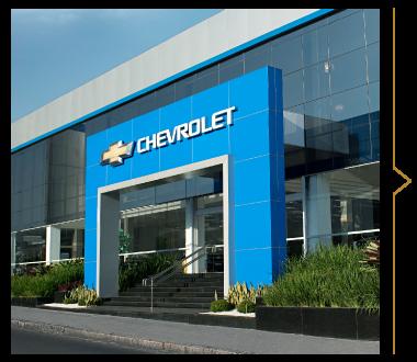 Reapertura de concesionarios Chevrolet