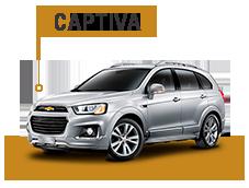 Cambio de Aceite y Filtro Chevrolet Captiva
