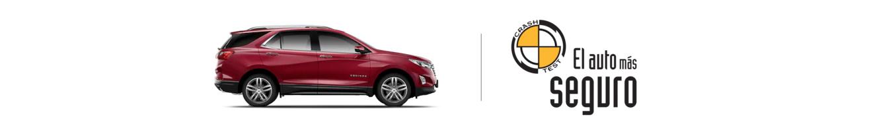 Chevrolet Equinox - El auto más seguro