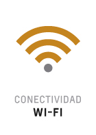 Conectividad WI-Fi