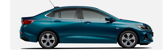 Chevrolet Nuevo onix plus - garantia