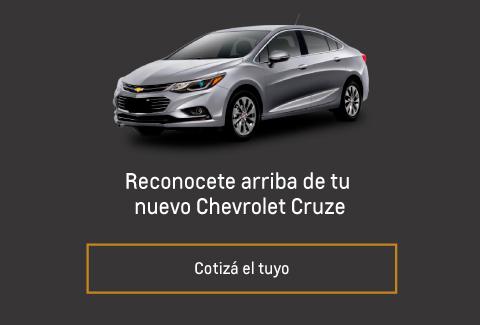 Precio Chevrolet Cruze