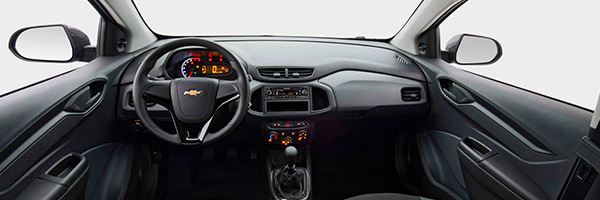 Chevrolet Joy- interior