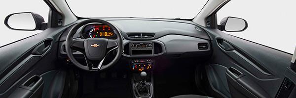Chevrolet Joy- interior
