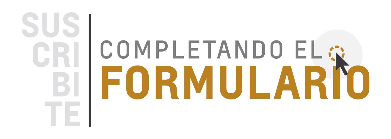 Suscribite a Plan Chevrolet completando el formulario