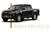 Cuota Plan Chevrolet S10 CD 4x2 LS