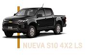 Cuota Plan Chevrolet S10 CD 4x2 LS
