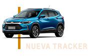 Cuota Plan Nueva Chevrolet Tracker
