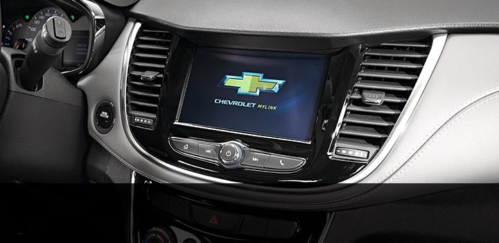 Tecnología Chevrolet MyLink