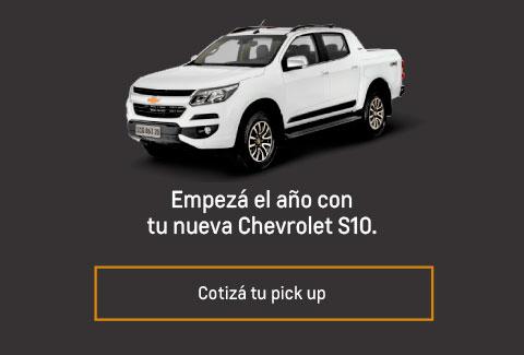 Precio Chevrolet S10