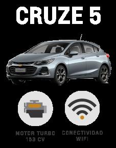 Chevrolet Cruze 5 LT