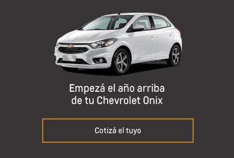 Precio Chevrolet Onix