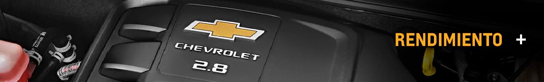 Rendimiento de Chevrolet S10