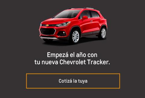 Precio Chevrolet Tracker
