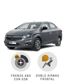 Chevrolet Joy Plus Black