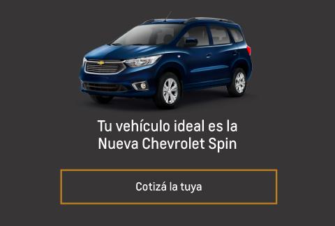 Cotizar Chevrolet Spin