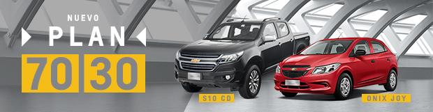 Plan Chevrolet 70/30