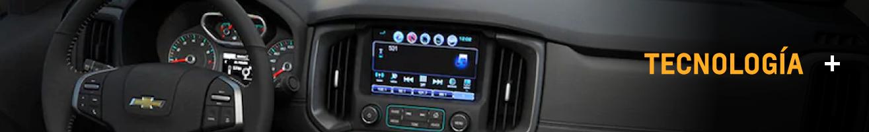 Tecnología de Chevrolet S10