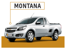 Accesorios Chevrolet Montana
