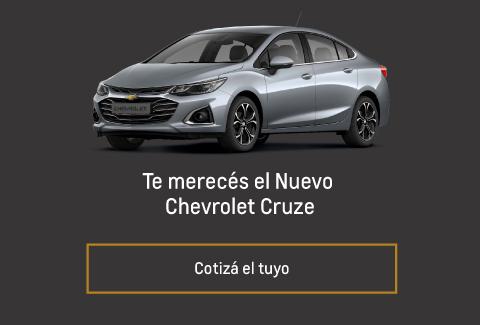 Precio Nuevo Chevrolet Cruze