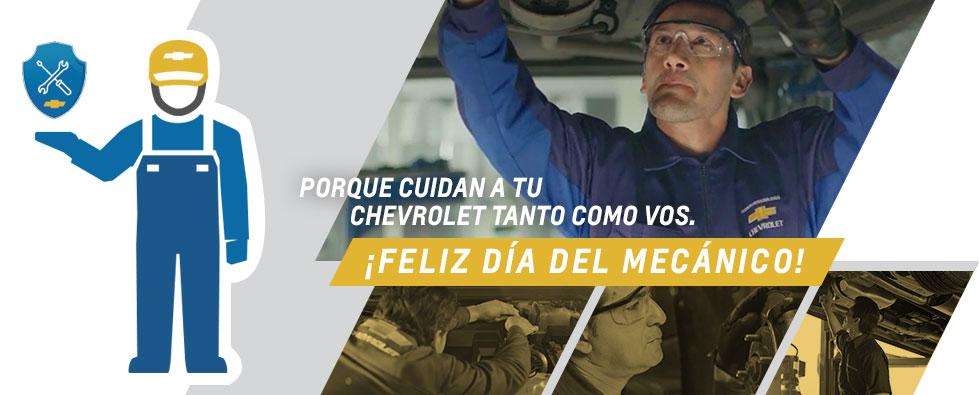 Día Del Mecánico 2018