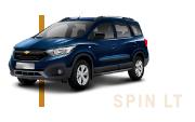 Cuota Plan Chevrolet Spin LT