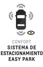 Sistema de estacionamiento Easy Park de Equinox