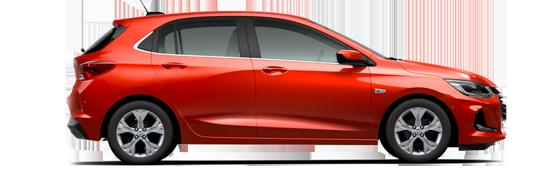 Nuevo Chevrolet Onix - garantia