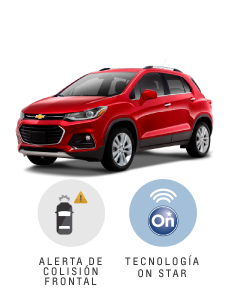 Beneficios que suenan bien Chevrolet Tracker