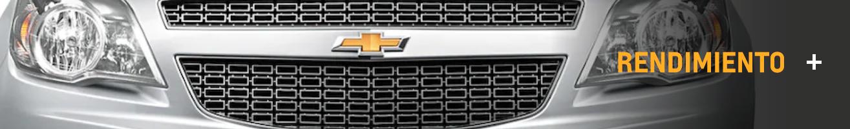 Rendimiento de Chevrolet Montana