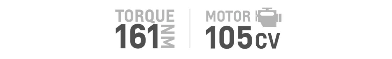 Torque y Motor de Chevrolet Montana
