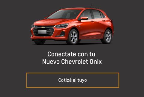 Cotizar Nuevo Chevrolet Onix
