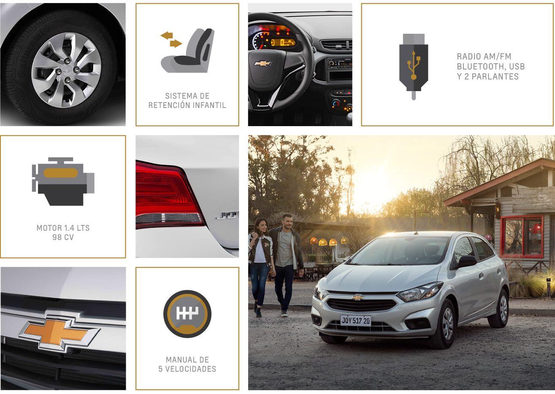 Plan de ahorro para Nuevo Chevrolet Joy