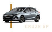 Cuota Plan Chevrolet Cruze 5 LT