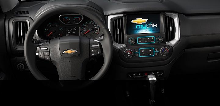 Chevrolet MyLink de Trailblazer
