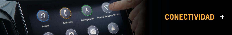 Conectividad Wi-Fi del nuevo Cruze 5
