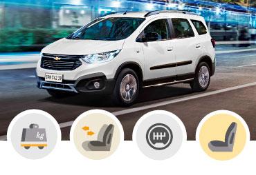 Chevrolet Sale - Chevrolet Spin Activ