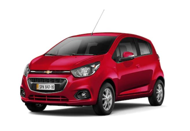 Chevrolet Country - Chevrolet Spark GT