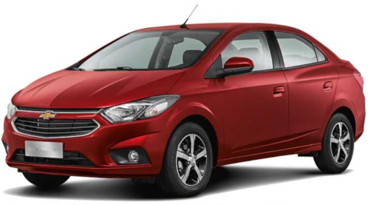 Vehicosta Chevrolet - Carro nueva Chevrolet Onix Sedán