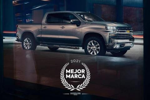 Chevrolet - La mejor marca 2021