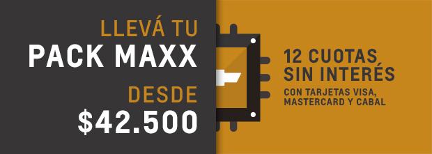 Accesorios Chevrolet Pack Maxx para Onix Joy y Prisma Joy en Tucuman y Santiago del Estero