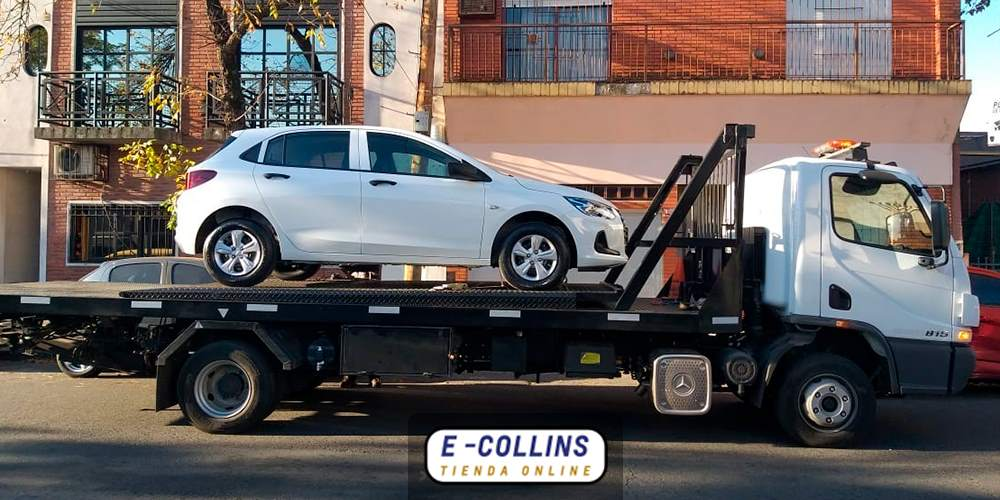 Venta Digital a través de e-Collins Tienda Online Chevrolet